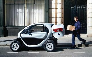 Renault Twizy Cargo, versiunea comercială a celui mai mic model al francezilor