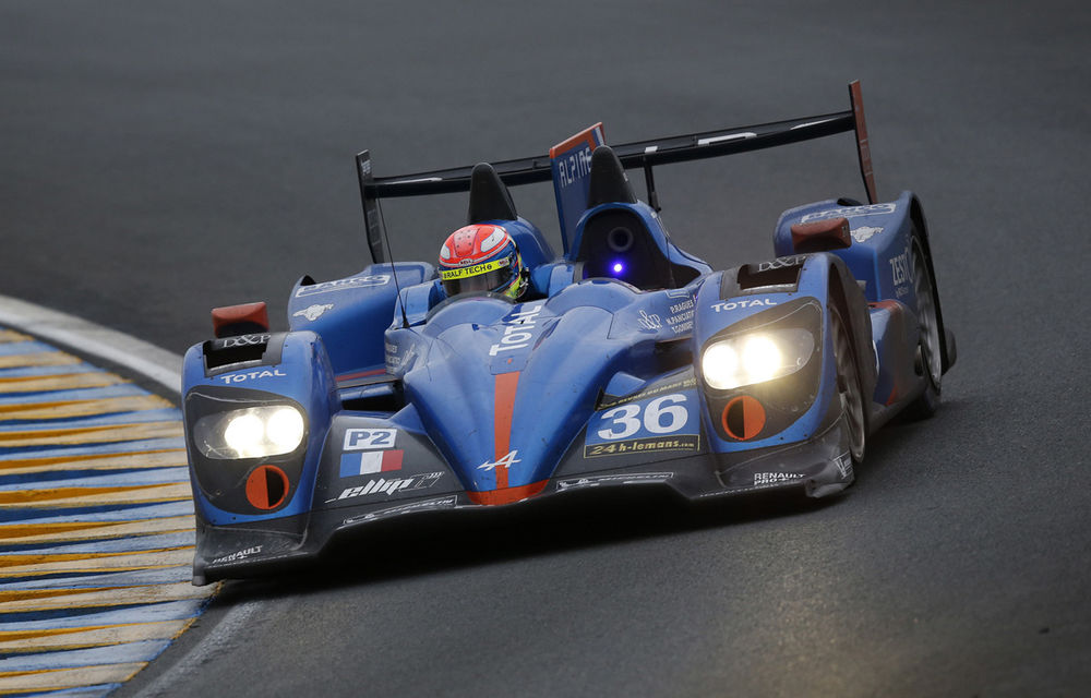 Intalnirea site ului Le Mans)