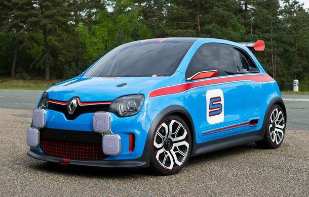 Următorul Renault Twingo va fi oferit doar într-o versiune cu cinci uşi - Poza 1