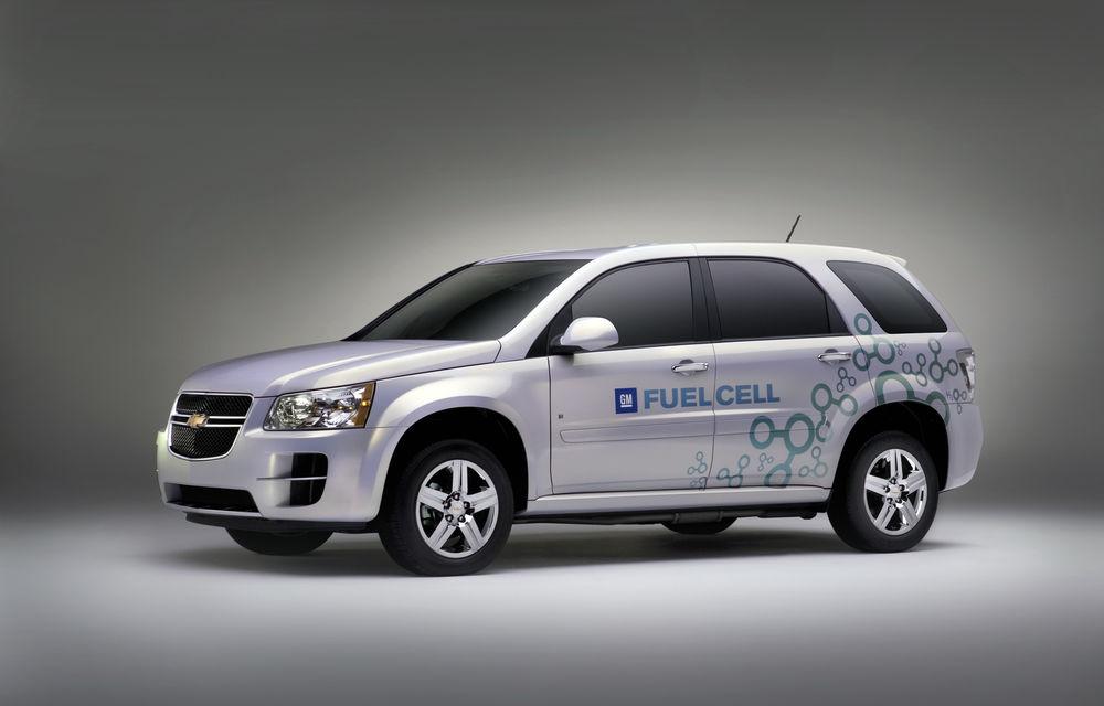 Honda şi General Motors vor dezvolta împreună vehicule alimentate cu hidrogen - Poza 4