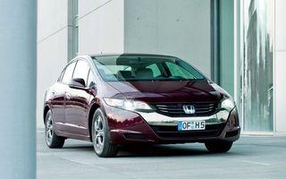Honda şi General Motors vor dezvolta împreună vehicule alimentate cu hidrogen