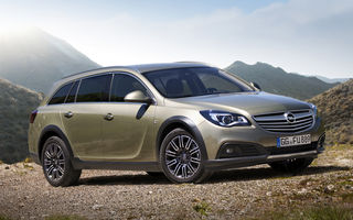 Opel Insignia Country Tourer: a treia versiune de caroserie a lui Insignia