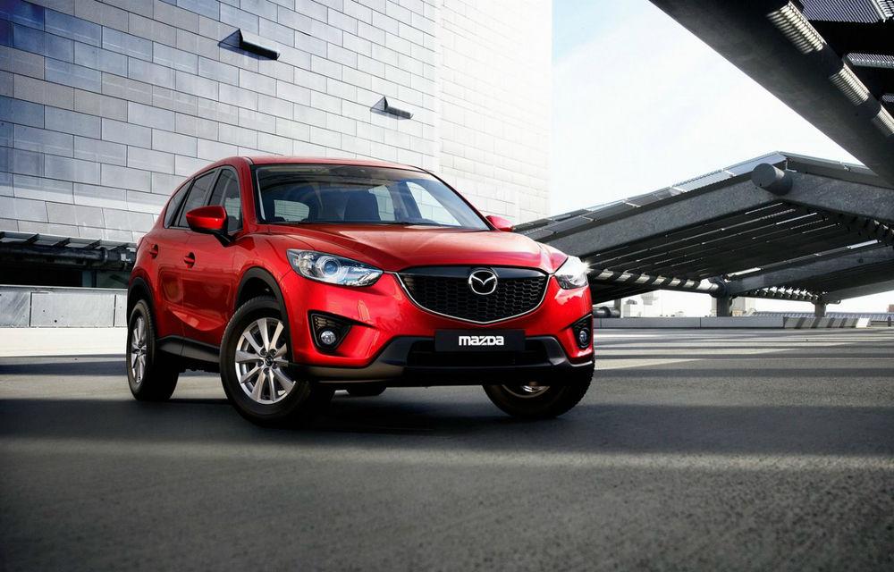 Mazda va dubla producţia de transmisii Skyactiv pentru a face faţă cererii - Poza 1