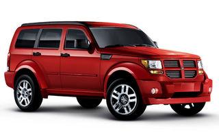 Chrysler recheamă în service 840.000 de maşini pentru defecţiuni la sisteme de siguranţă