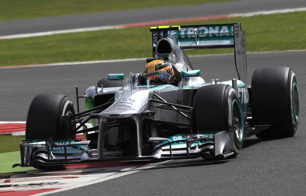 Germania, antrenamente 1: Mercedes a dominat sesiunea - Poza 1