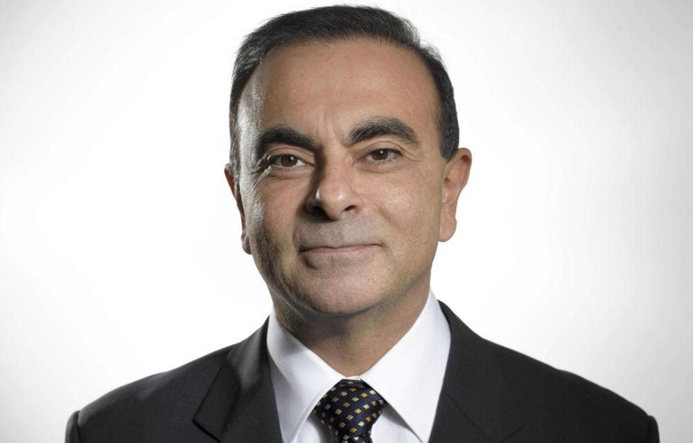 """Carlos Ghosn: """"Piaţa auto din Europa ar putea să scadă în următorii doi ani"""" - Poza 1"""
