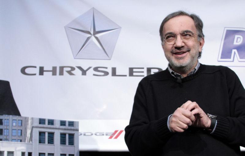 Fiat a mai cumpărat 3.3% din Chrysler şi deţine acum aproape 70% din acţiunile americanilor - Poza 1
