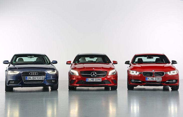 La jumătatea anului, BMW se distanţează în clasamentul mărcilor premium la nivel mondial - Poza 1