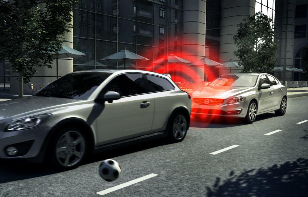 Volvo a vândut un milion de automobile cu sistem de frânare automată - Poza 7