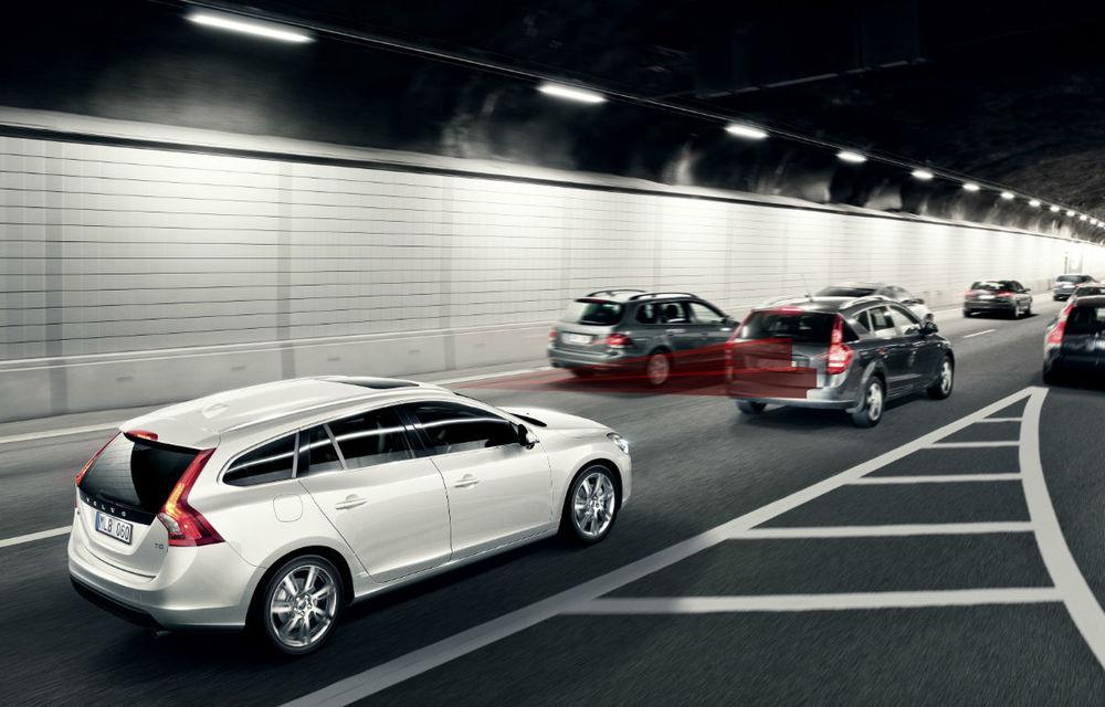 Volvo a vândut un milion de automobile cu sistem de frânare automată - Poza 3