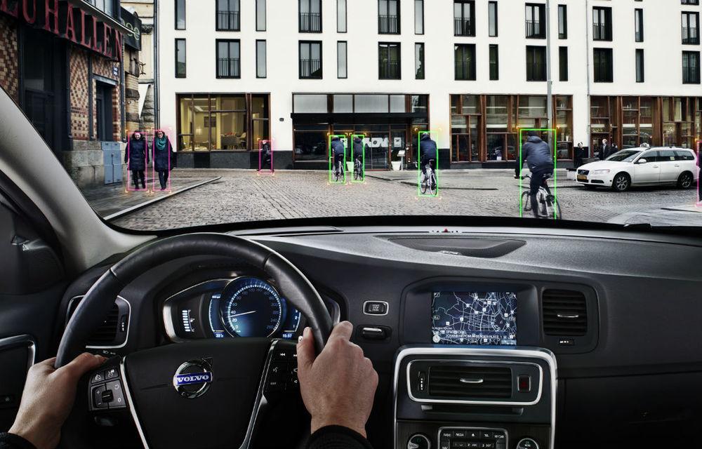 Volvo a vândut un milion de automobile cu sistem de frânare automată - Poza 9