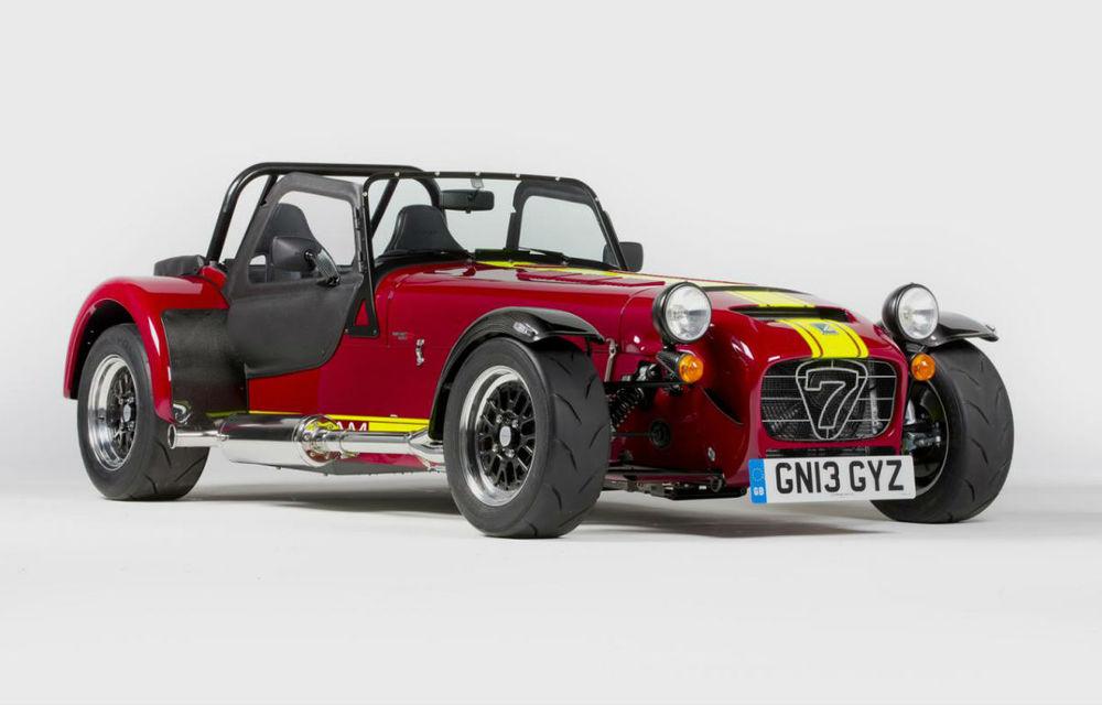 Caterham 620R - cel mai puternic model al mărcii britanice va fi prezentat la Goodwood Festival of Speed - Poza 2