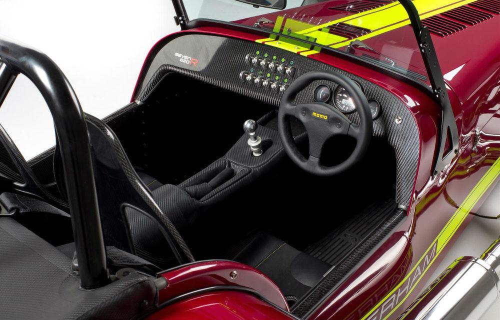 Caterham 620R - cel mai puternic model al mărcii britanice va fi prezentat la Goodwood Festival of Speed - Poza 4