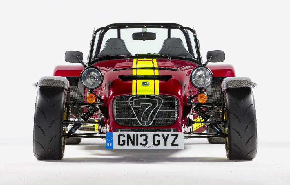 Caterham 620R - cel mai puternic model al mărcii britanice va fi prezentat la Goodwood Festival of Speed - Poza 1