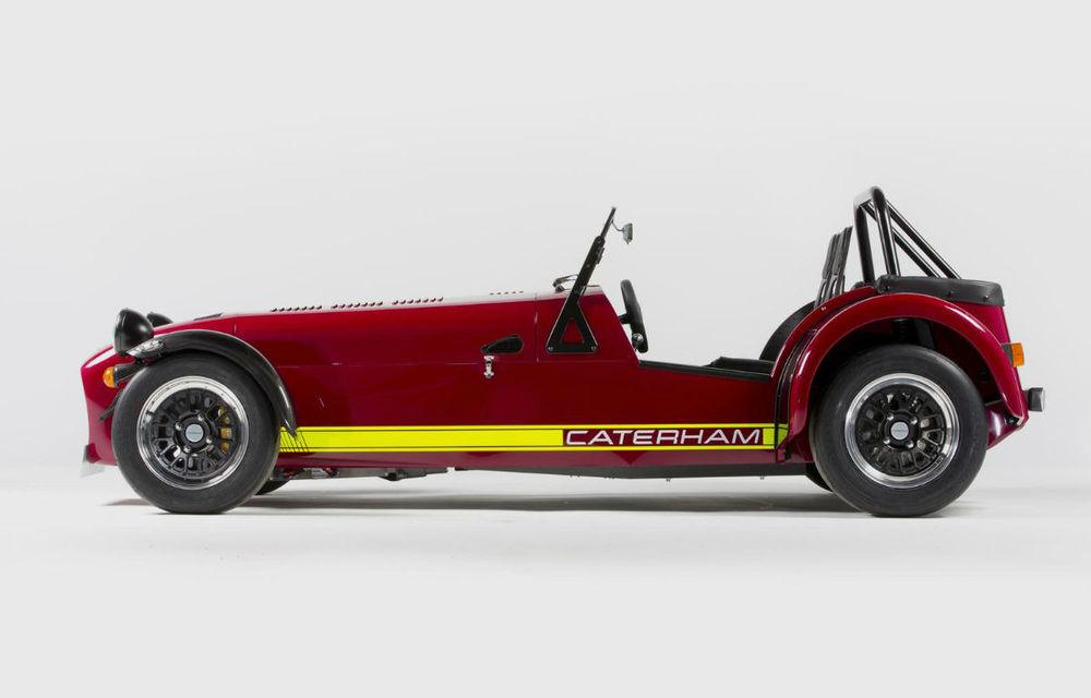 Caterham 620R - cel mai puternic model al mărcii britanice va fi prezentat la Goodwood Festival of Speed - Poza 3