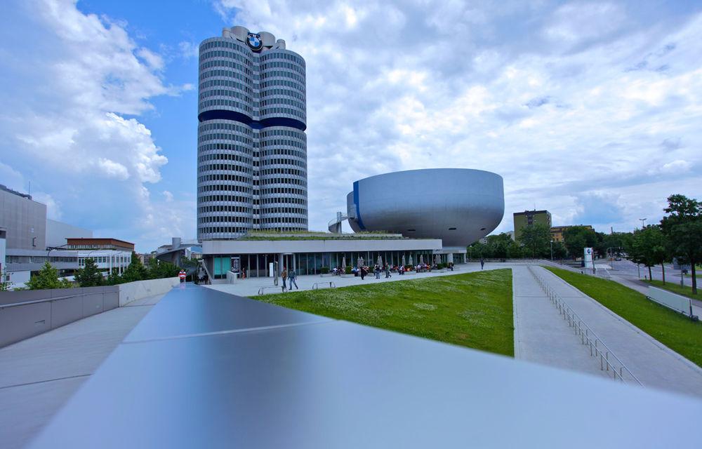 POVEŞTI AUTO: 40 de ani BMW Vierzylinder - Poza 29