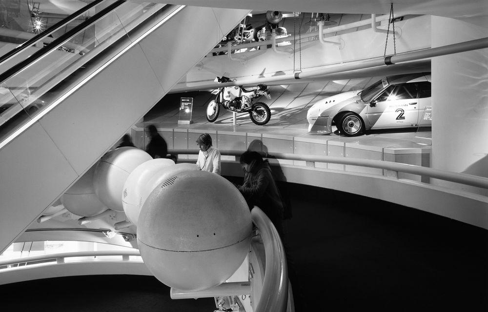POVEŞTI AUTO: 40 de ani BMW Vierzylinder - Poza 42