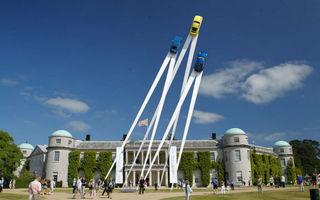 Începe Festivalul de la Goodwood 2013 - piloţi de legendă şi maşini care scriu istorie