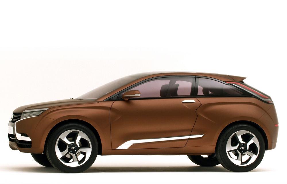 "Lada preia modelul Kia: ""Vom revoluţiona designul modelelor mărcii"" - Poza 7"