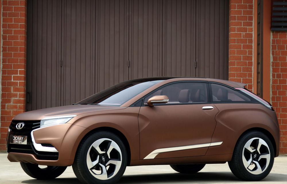 "Lada preia modelul Kia: ""Vom revoluţiona designul modelelor mărcii"" - Poza 8"