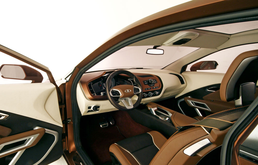 "Lada preia modelul Kia: ""Vom revoluţiona designul modelelor mărcii"" - Poza 19"