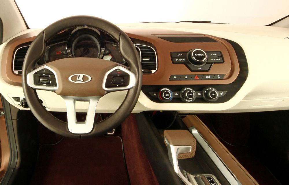 "Lada preia modelul Kia: ""Vom revoluţiona designul modelelor mărcii"" - Poza 15"