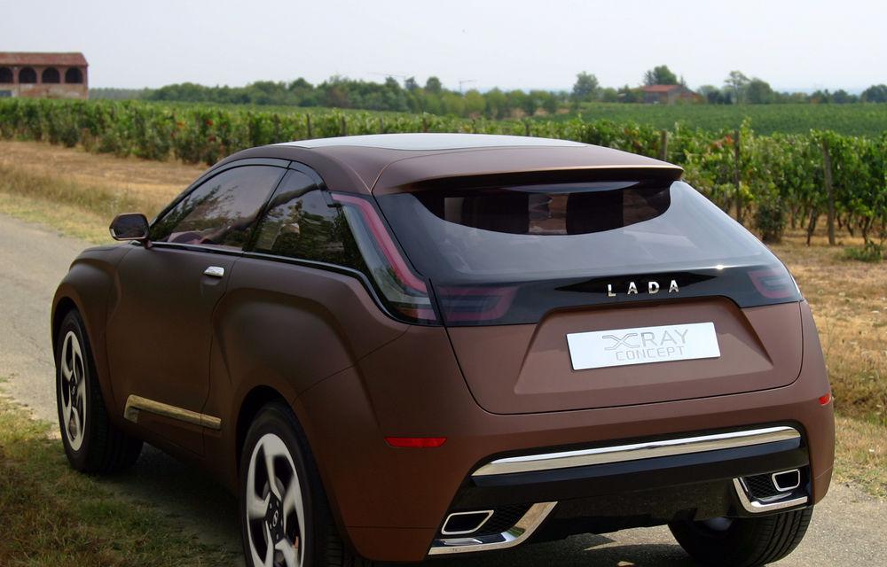 "Lada preia modelul Kia: ""Vom revoluţiona designul modelelor mărcii"" - Poza 10"