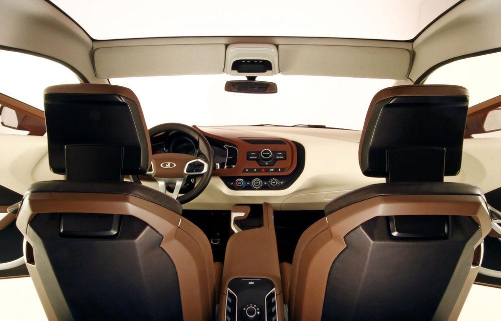 "Lada preia modelul Kia: ""Vom revoluţiona designul modelelor mărcii"" - Poza 17"