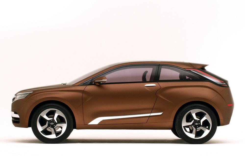 "Lada preia modelul Kia: ""Vom revoluţiona designul modelelor mărcii"" - Poza 6"