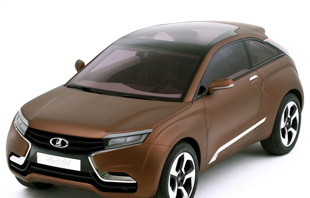 "Lada preia modelul Kia: ""Vom revoluţiona designul modelelor mărcii"" - Poza 4"