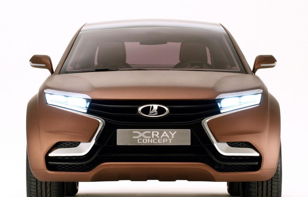 "Lada preia modelul Kia: ""Vom revoluţiona designul modelelor mărcii"" - Poza 2"