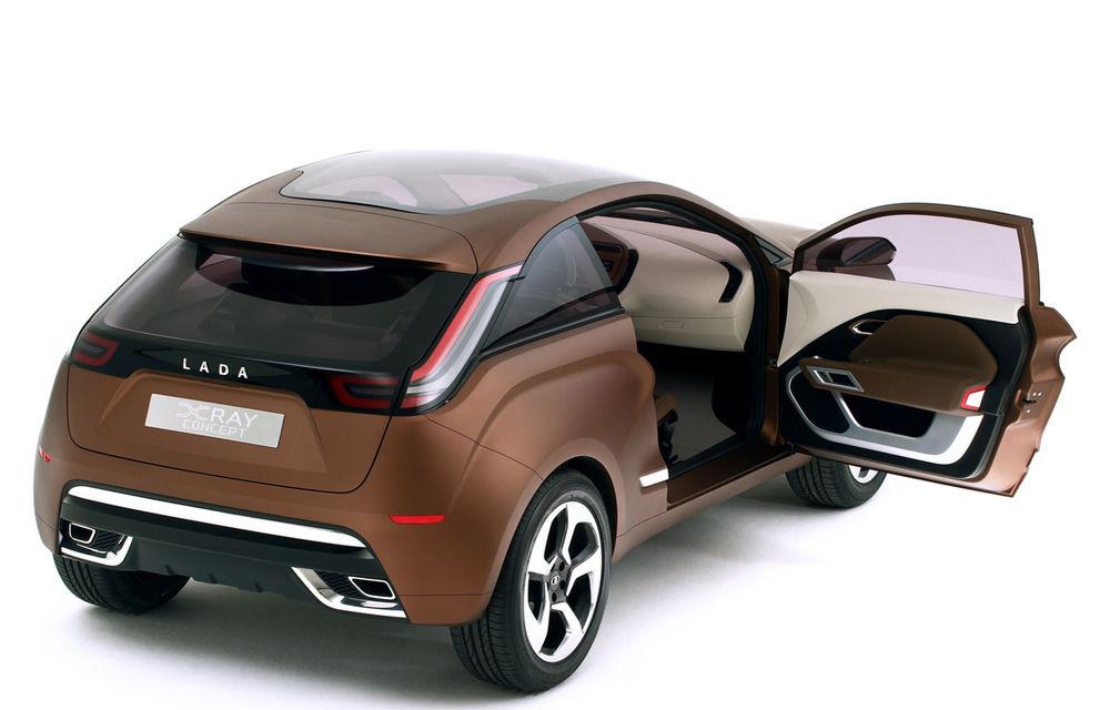 "Lada preia modelul Kia: ""Vom revoluţiona designul modelelor mărcii"" - Poza 12"