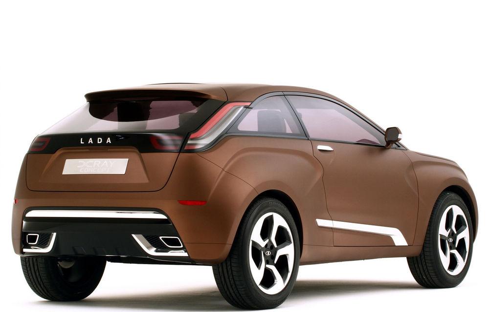 "Lada preia modelul Kia: ""Vom revoluţiona designul modelelor mărcii"" - Poza 11"