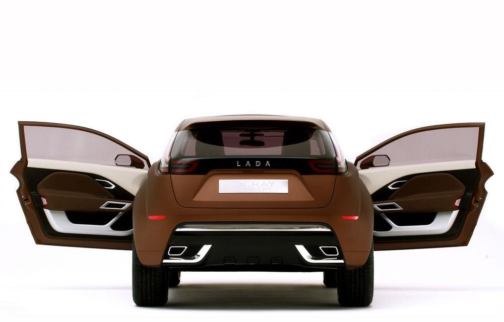 "Lada preia modelul Kia: ""Vom revoluţiona designul modelelor mărcii"" - Poza 5"