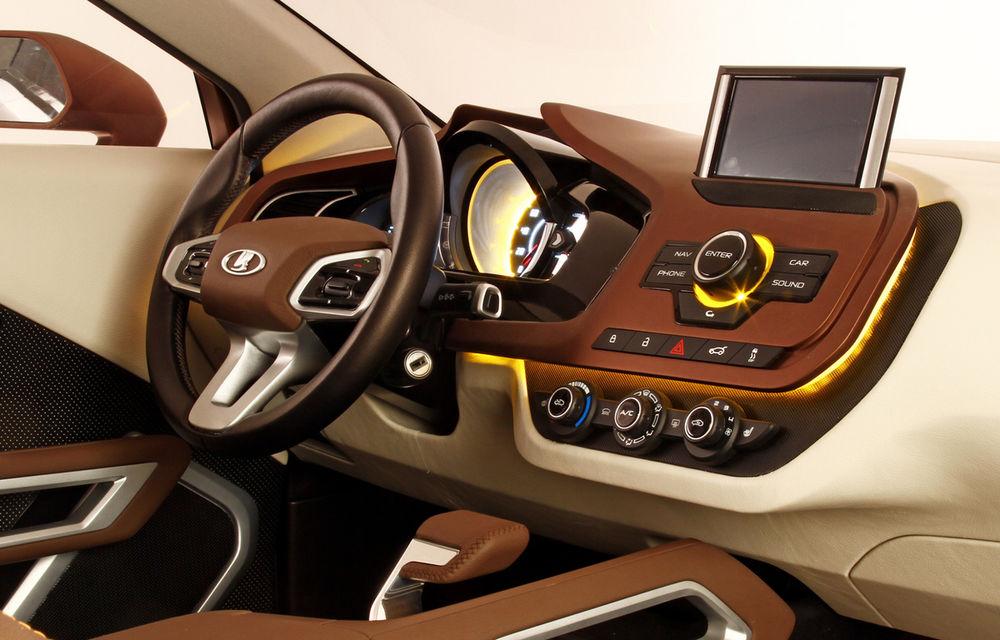 "Lada preia modelul Kia: ""Vom revoluţiona designul modelelor mărcii"" - Poza 16"