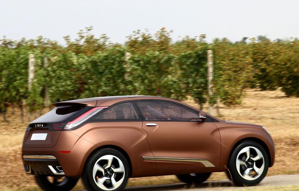 "Lada preia modelul Kia: ""Vom revoluţiona designul modelelor mărcii"" - Poza 9"