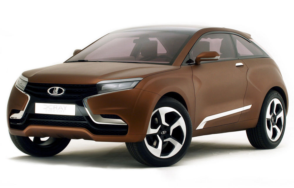 "Lada preia modelul Kia: ""Vom revoluţiona designul modelelor mărcii"" - Poza 1"