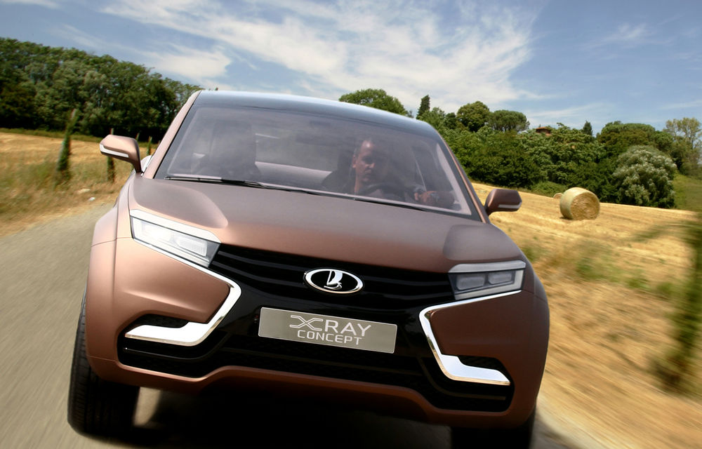"Lada preia modelul Kia: ""Vom revoluţiona designul modelelor mărcii"" - Poza 3"