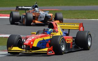 Vişoiu vrea să termine pe podium cursele de AutoGP de la Mugello