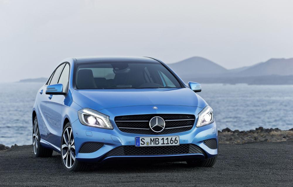 """Mercedes-Benz: """"Nu înţelegem decizia de blocare a înmatriculărilor în Franţa"""" - Poza 1"""
