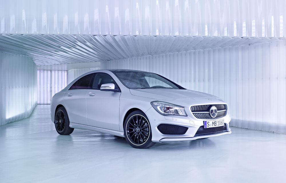 Mercedes se gândeşte să producă viitorul CLA într-o uzină Nissan - Poza 1