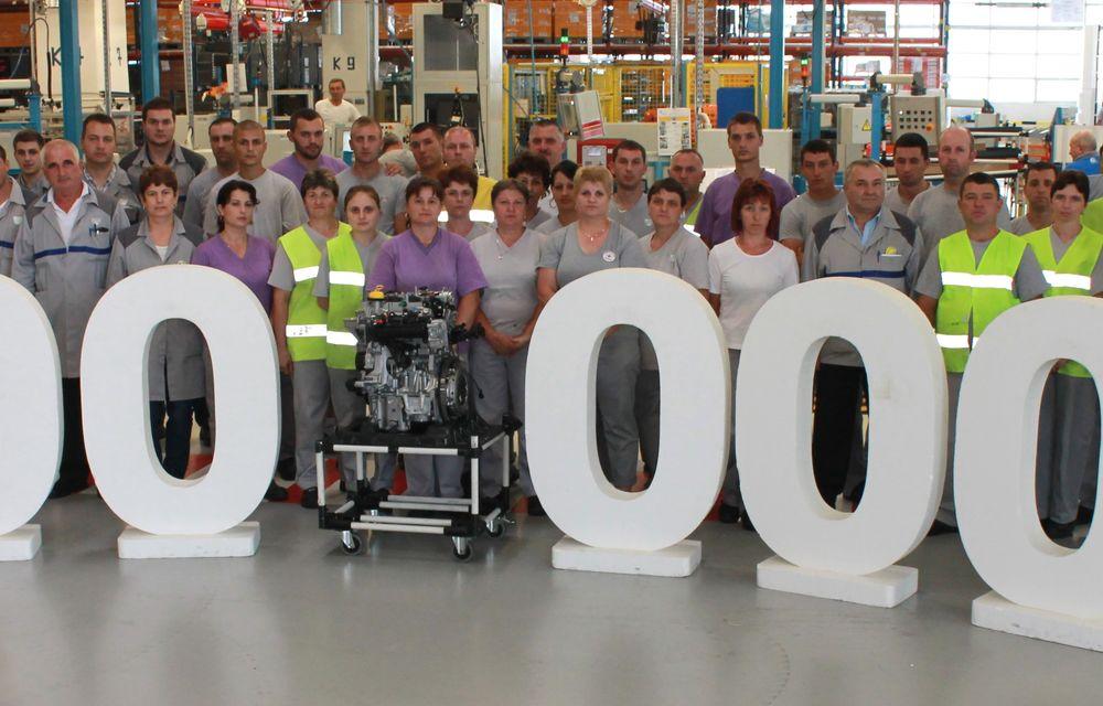 Aniversare la Dacia: 100.000 de motoare 0.9 TCe produse - Poza 2