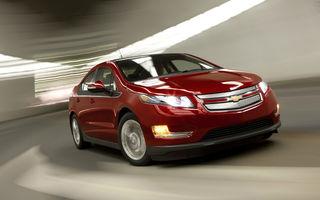 Vânzări record la Chevrolet: 2.5 milioane de unităţi în şase luni