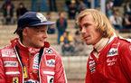 VIDEO: Al treilea trailer pentru Rush, filmul duelului dintre Niki Lauda şi James Hunt