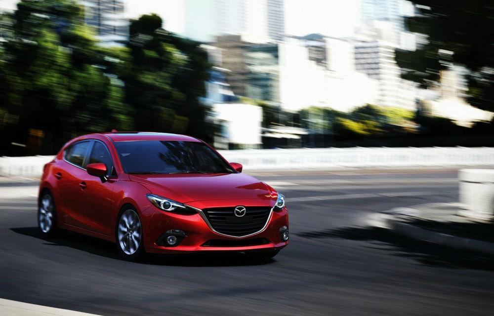 """Mazda: """"Nu avem nevoie de fabrici în Europa"""" - Poza 1"""