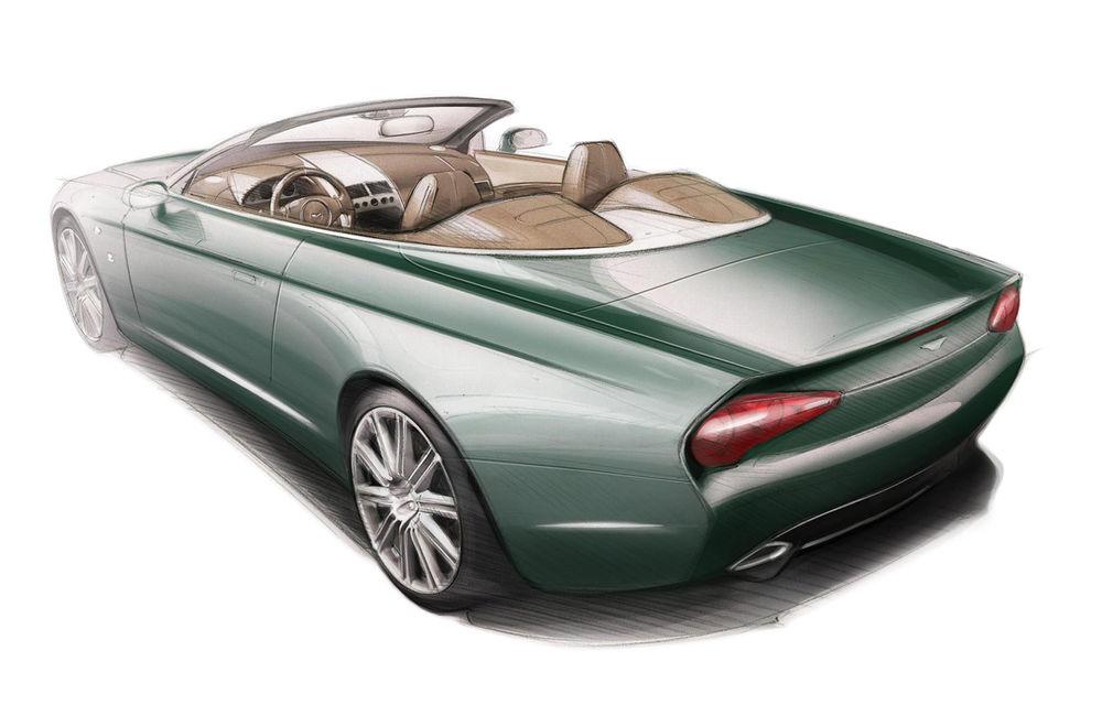 Aston Martin DBS Coupe şi DB9 Spyder Zagato, două exponate de excepţie - Poza 8