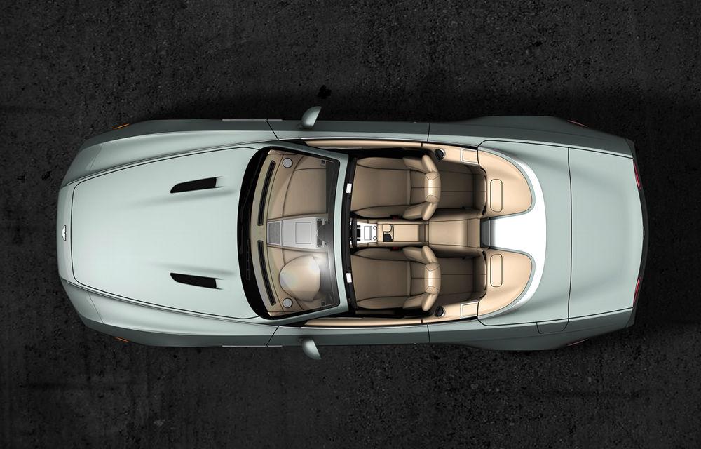 Aston Martin DBS Coupe şi DB9 Spyder Zagato, două exponate de excepţie - Poza 6