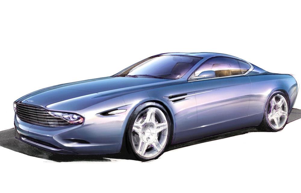 Aston Martin DBS Coupe şi DB9 Spyder Zagato, două exponate de excepţie - Poza 4