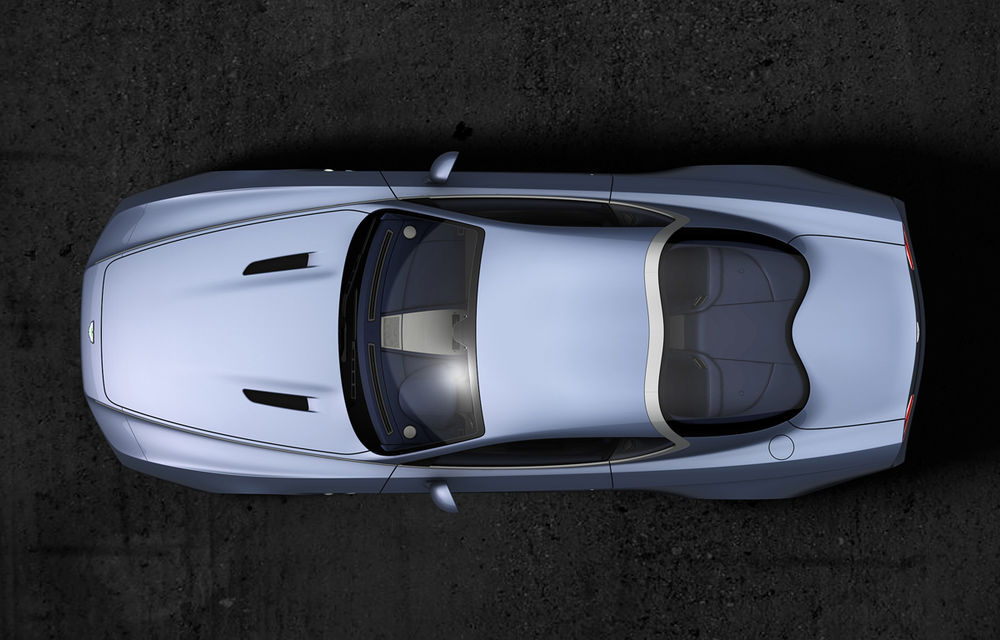 Aston Martin DBS Coupe şi DB9 Spyder Zagato, două exponate de excepţie - Poza 2