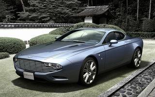 Aston Martin DBS Coupe şi DB9 Spyder Zagato, două exponate de excepţie